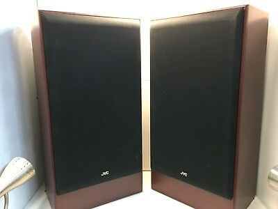 Pair of Large Vintage JVC SP-7700 Speakers Pick Up Only