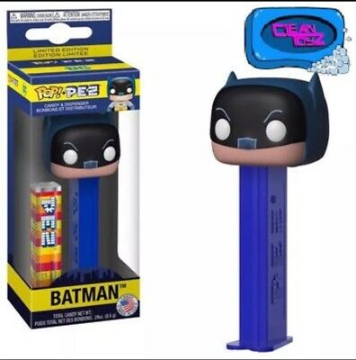 Funko POP! PEZ Batman 1966: Batman IN STOCK