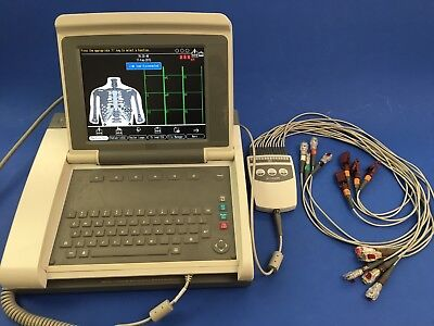 GE MAC5500 ECG EKG Machine CAM-14 Acquisition Module ~ 60 day warranty