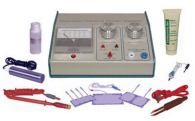No Needle Noninvasive Electrolysis System Permanent Hair Removal Machine & Kit.
