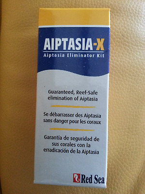 Kit élimination des Aiptasia-X 60 ml Red Sea
