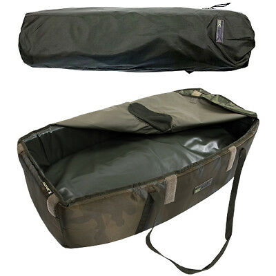NEW Sonik SK-TEK Camo HD PVC Lined Padded Unhooking Cradle Carp Fishing SKTCRDL