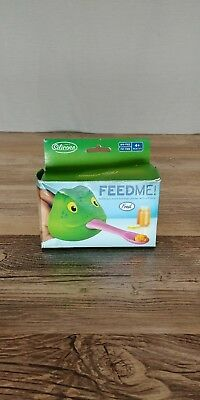 Fred FeedMe Fun Silly Silicone Frog Baby Spoon