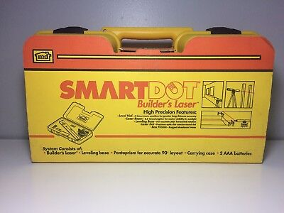 MD Smart Dot Builder's Laser Precision Laser Leveling System - BRAND NEW