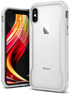 4fd8526d5c0 For iPhone XS Case Caseology®  COASTLINE  Shockproof Protective Clear Slim  Cover