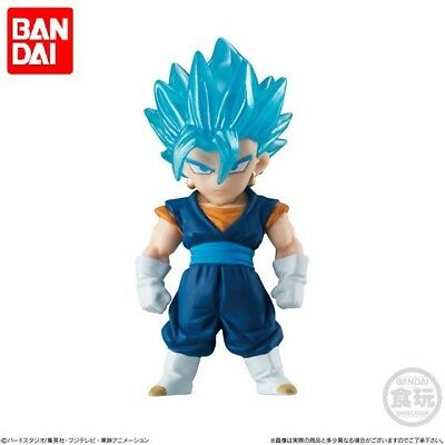 Bandai Dragon Ball Super Adverge SP Legend Mini Figure Vegito Super Saiyan Blue