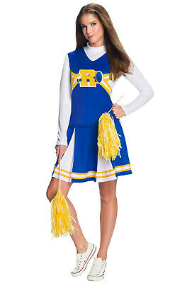 brand new riverdale river vixens cheerleader adult costume