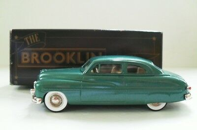 Brooklin Collection BRK 15 1948 Mercury 2-door Coupe (1:43) Boxed NEW