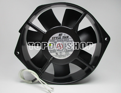 1pc STYLE ZS15D20-MWCS  AC fan without sensor 200V 172*150*38mm   #XX