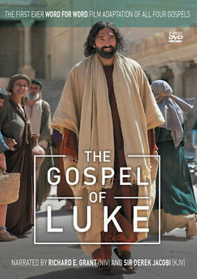 The Gospel of Luke: The First Ever Word for Word Film Adaptation of all Four Gos