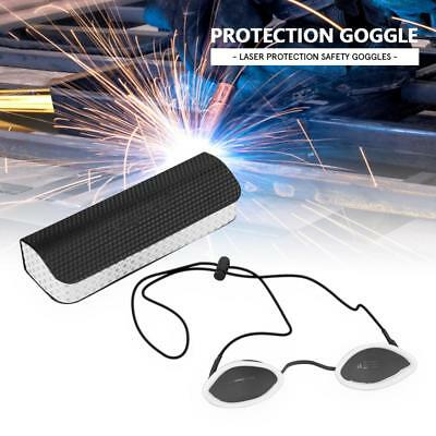 IPL Stainless Steel OD7+ Eyepatch Glasses Laser Protection Safety Goggles 1PC AU