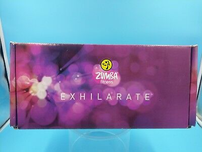 DVD deporte zumba aptitud exhilarate BE