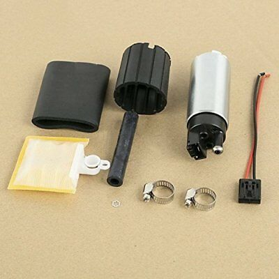 NEW 255LPH Electric Intank Fuel Pump Kit for Nissan Honda Subaru Mazda Toyota