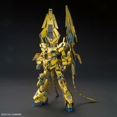 RX-0 Unicorn Gundam 03 Phenex Destroy Mode Narrative GUNPLA HG High Grade 1/144