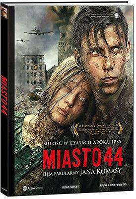 MIASTO 44 / CITY 44 /   - Warsaw Uprising 1944  [DVD] (English subtitles)