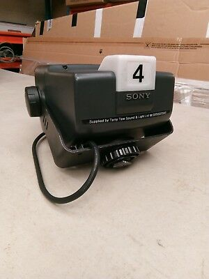 Sony DXF-51 Electronic Studio Viewfinder - PLEASE READ CONDITION DESCRIPTION