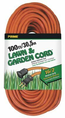 Prime Wire & Cable EC481635 100-Foot 16/2 SJTW Lawn and Garden Outdoor