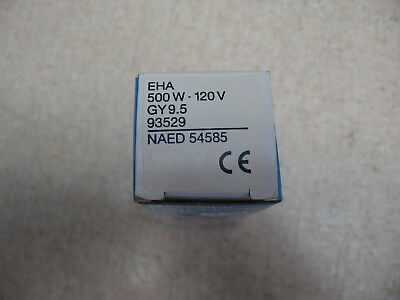 NEW - OSRAM EYB 360W 82V G5.3 Halogen Projection Lamp Bulb 93527 NAED 5446
