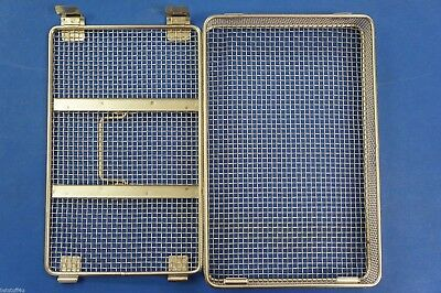 Aesculap JF374 Steril Container System 27.9cm X 15.2cm