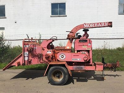 1998 Morbark 13 Brush Chipper
