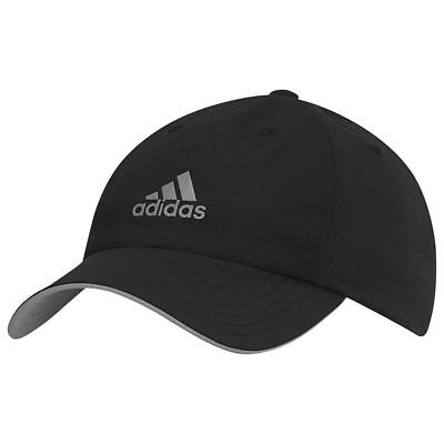Adidas Mens/ KIDS Sports Peak Cap Baseball Hat Adjustable Running Golf BLACK
