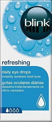 Blink Refreshing Eye Drops 10ml