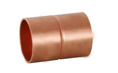 Copper Connector Solder 28mm - 1 1/8 ""