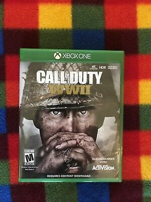 Call of Duty: WWII Xbox One Good Condition!! Works Great!