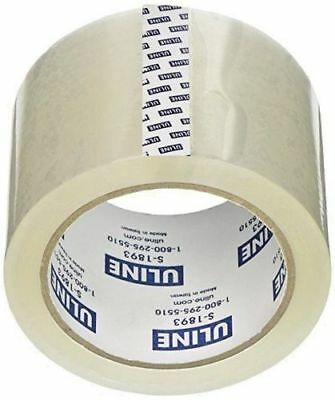 """(6) Pack-Packing Tape 2"""" x 110yds Uline S-423"""