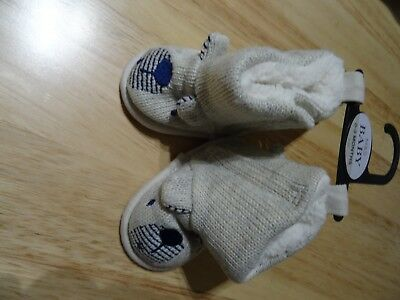 M&S Baby Bear Boots