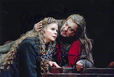 Music Susan Graham Opera Signed 8x12 Inch Photo Autograph