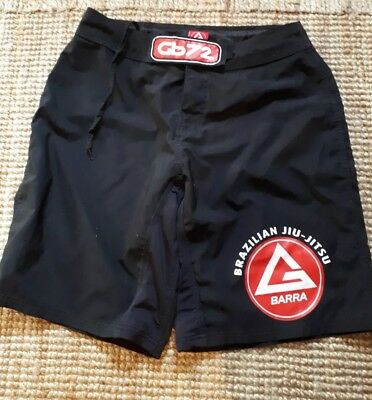 Brazilian Jiu-jitsu (Barra) man, shorts