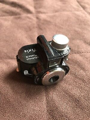 PIXIE Mini Vintage Camera