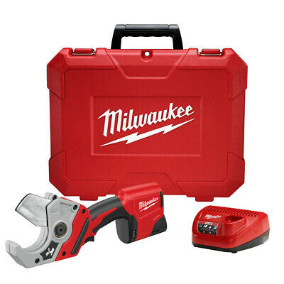 Milwaukee 2470-20 M12 Li-Ion Plastic Pipe Shear Kit New