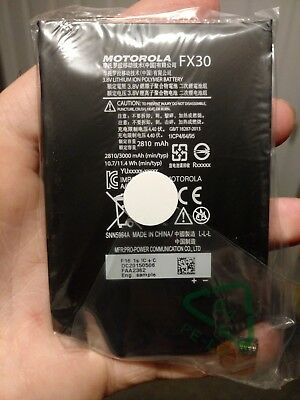 New Old Stock Motorola FX30 MOTO X Pure XT1575 Style XPE Battery Replacement