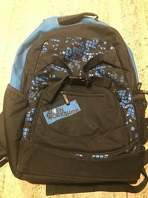 Vintage Alien Workshop Skateboard Backpack Skate