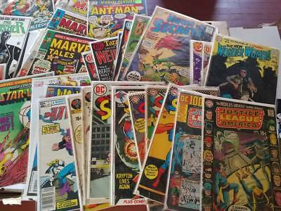 Massive  awesome 50 amazing vintage Comic Books  for sale from 1950 to 2018