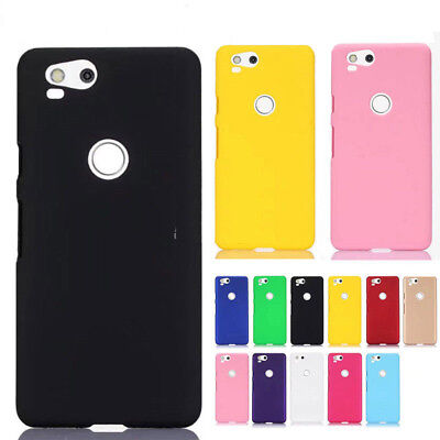 For Google Pixel 3/XL 3 Pixel 2 Hard Shell Slim Frosted Shield Matte Cover Case
