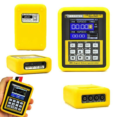 MR9270S 4-20mA Signal Generator Calibration Current Voltage Thermocouple Yellow