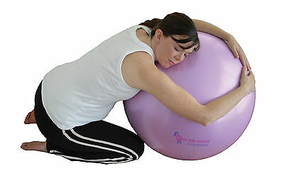 Birth-ease Birthing Ball & Pump 75cm for Pregnancy and Labour by Birthease