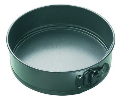 NEW MasterPro Non Stick Springform Pan 25x6cm