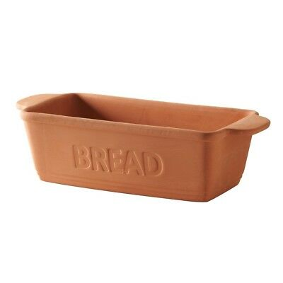 NEW Mason Cash Terracotta Bread Form 34cm