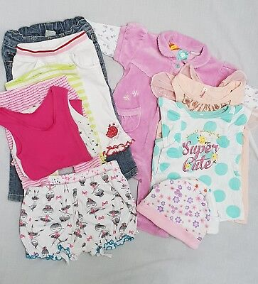 Bulk buy Baby Girls Clothes incl Pumpkin Patch &Tiny Little Wonders sizes 0000-2