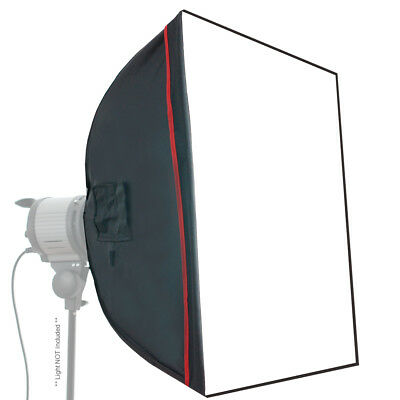 Photography Studio Light Head w/ Softbox Reflector Diffuser Photo Video