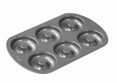 NEW Wilton Doughnut Pan 6 Piece