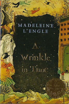 Time Quintet #1: A Wrinkle in Time by Madeleine L'Engle (2007, Pback) J253