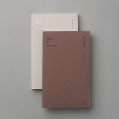 2019 Blank Diary Planner Official Scheduler School Agenda Study Notebook Large