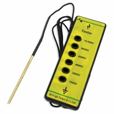 Fence Voltage Tester Farm Fencing Electric Solar Energiser D9R9