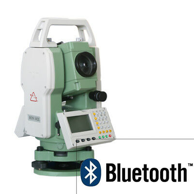 NEW FOIF Reflectorless 500m laser total station RTS102R5L With Bluetooth