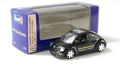 1:64 Revell VW NEW Beetle *TOY FAIR 2004* black NEW bei PREMIUM-MODELCARS